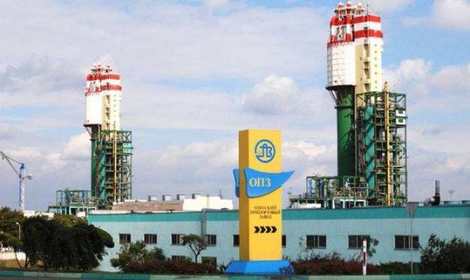 ВУкраинском государстве запустили Одесский припортовый завод после простоя
