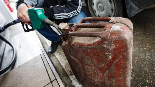 В Украине стало намного меньше бензина