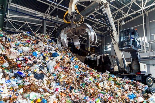 Англичане построят мусороперерабатывающий завод в Днепре