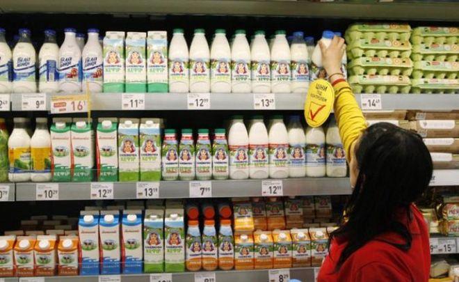 Цены на продукты в Украине доросли до европейских