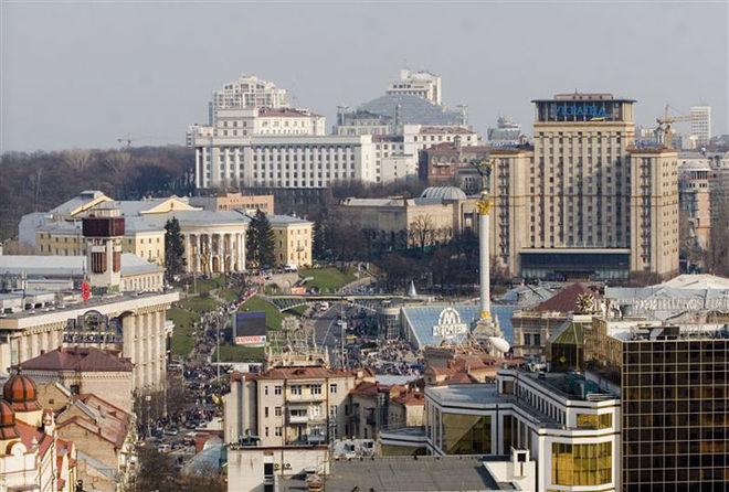 «Криминальный авторитет» оформлял недвижимость в центре Киева на подставных лиц