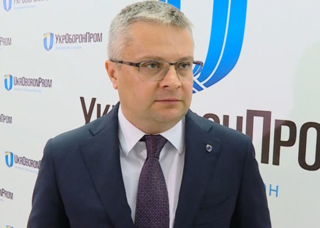 Президент уволил генерального директора «Укроборонпрома» Романа Романова