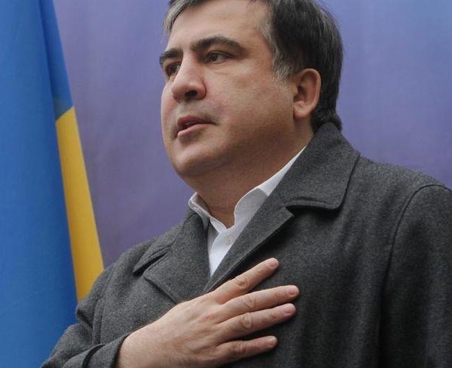 Саакашвили попросил помощи у Меркель и ЕС