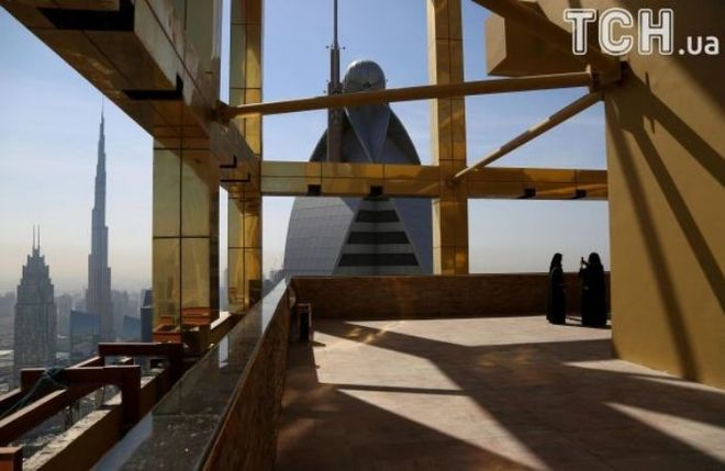 В Дубае построили самый высокий отель в мире