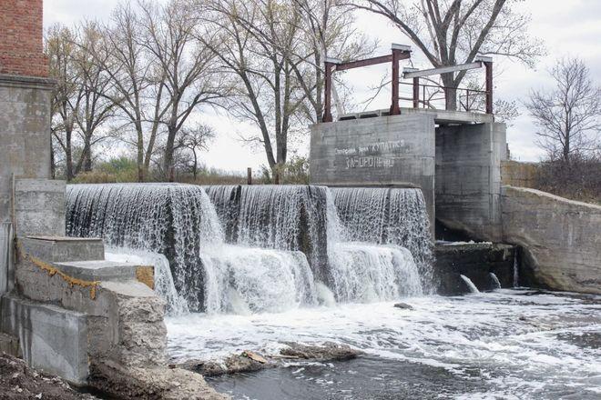 В Днепропетровской области построили первую мини-ГЭС