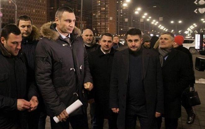 Кличко анонсировал масштабную модернизацию уличного освещения в Киеве