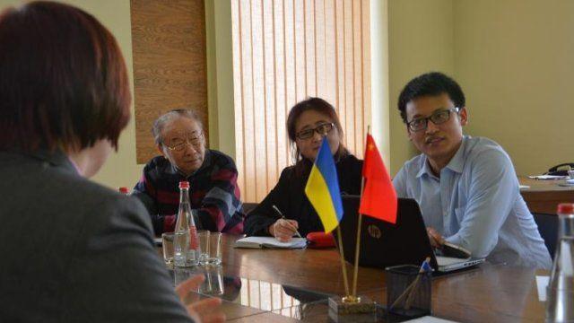Украина и Китай могут наладить совместное производство электробусов
