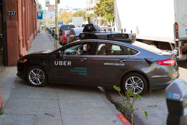 Uber оскандалилась в Лондоне