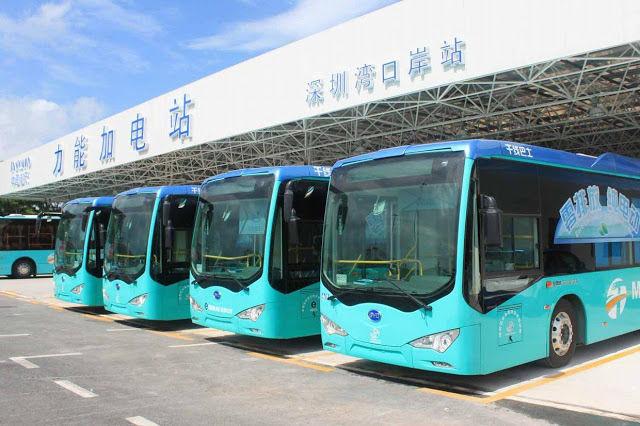 Китайцы во Львове будут строить электробусы