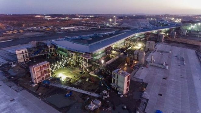 В Турции построят самый большой аэропорт в мире