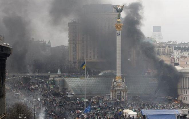 """За изъятие пуль из отеля """"Украина"""" заплатили 70 тысяч гривен"""