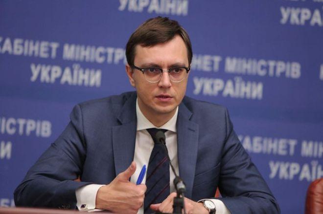 """Омелян назвал дату начала строительства колеи для экспресса в """"Борисполь"""""""