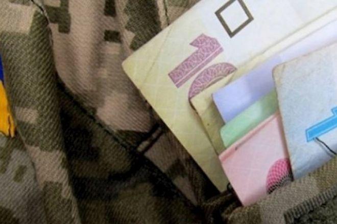 Украинским военным повысили пенсии