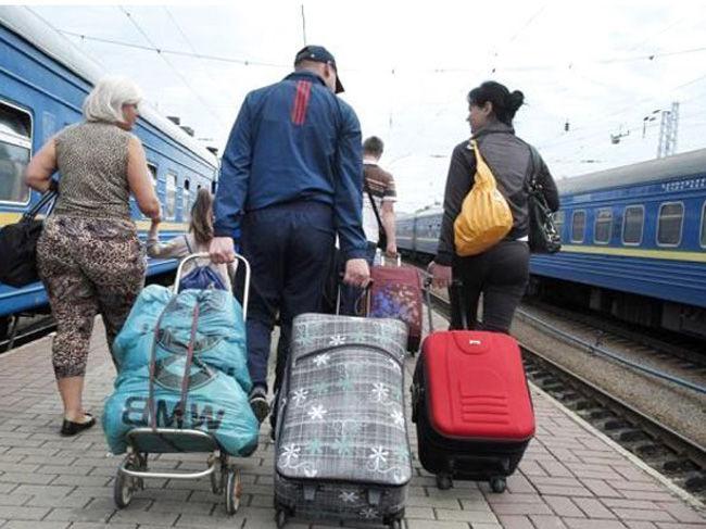 Большое переселение: сколько украинцев сменили место жительства
