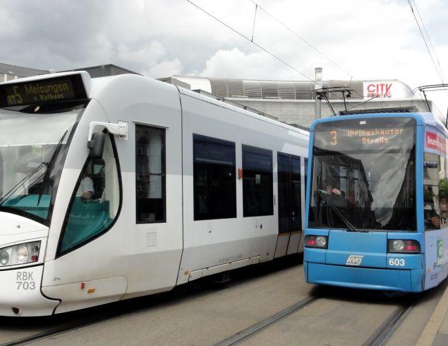 Скоростной рельсовый трам-трейн соединит Троещину и Борщаговку