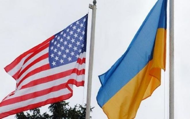 Украина хочет добиться зоны свободной торговли с США