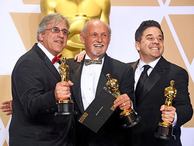 «Оскар-2018»: названы все лауреаты и опубликованы фото юбилейной церемонии