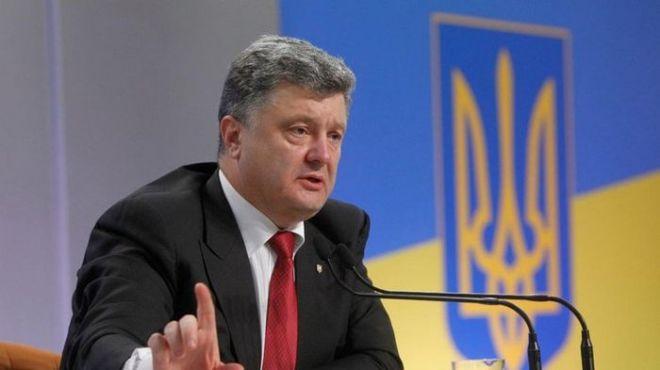 Порошенко продлил санкции против русских банков