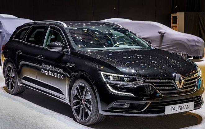 Renault представила самый мощный универсал