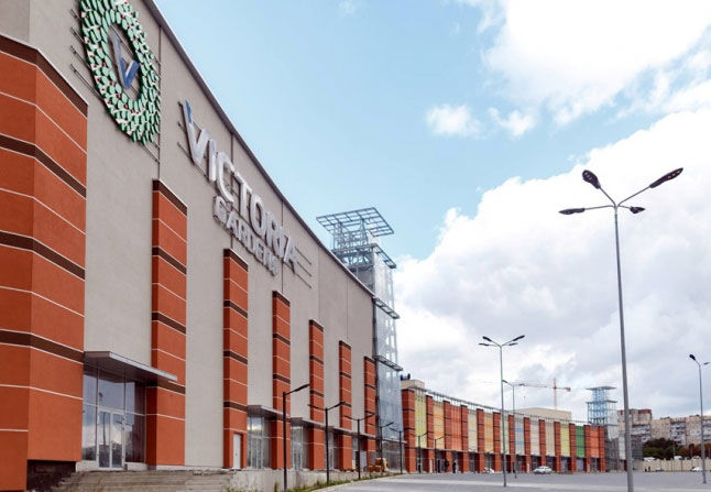 Компания Dragon Capital завершила покупку ТРЦ Victoria Gardens во Львове