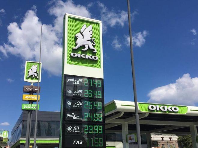 АМКУ уличил Wog и ОККО в антиконкурентной деятельности