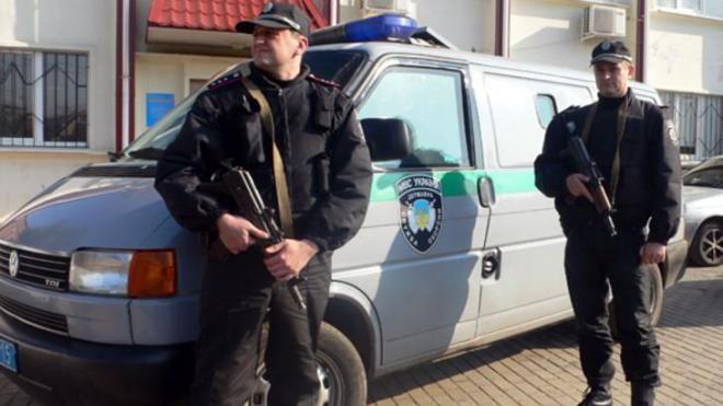 Нацбанк вцепился в украинских инкассаторов