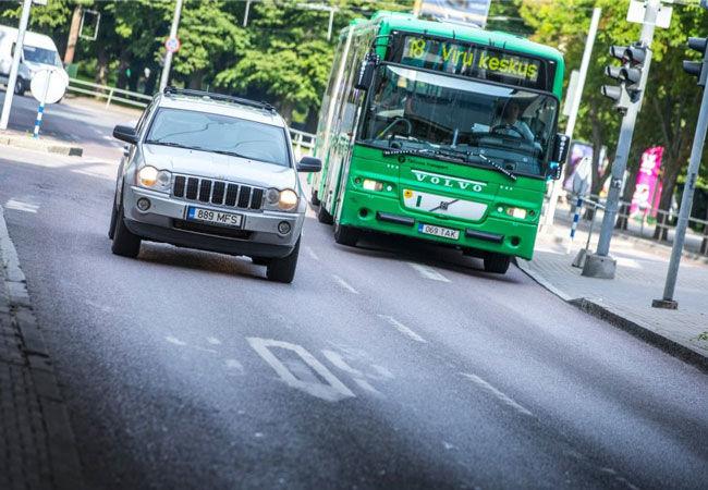 В Украине выросло производство легковых автомобилей и автобусов
