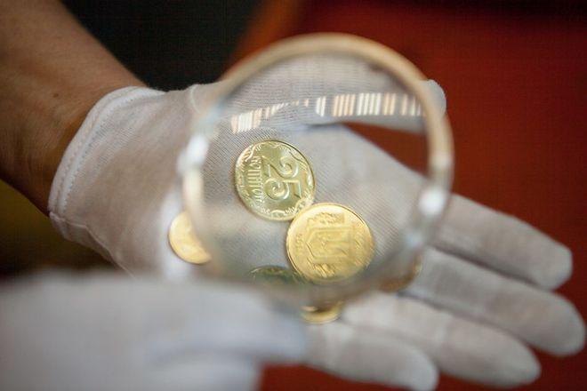 Нацбанк заменит мелкие купюры монетами
