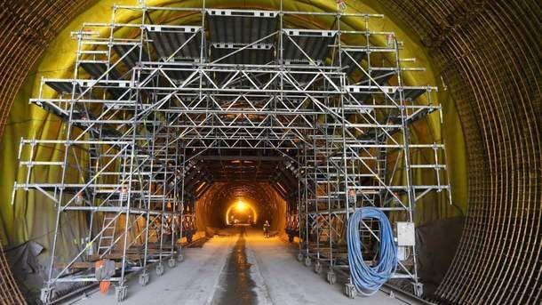 Бескидский тоннель подорожал, - Кабмин