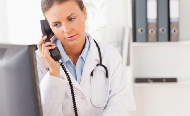 Новини України: Лікарям дозволили консультувати по телефону