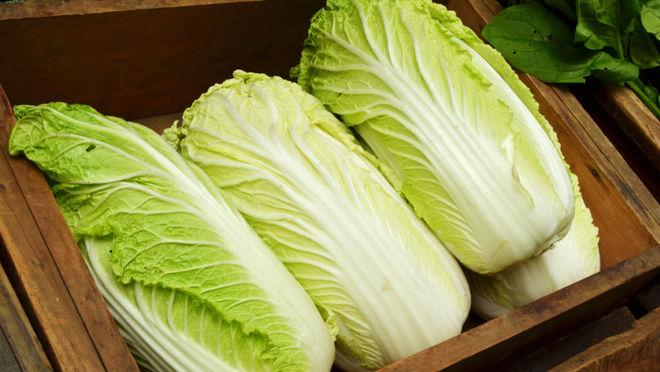 В Украине упали цены на пекинскую капусту