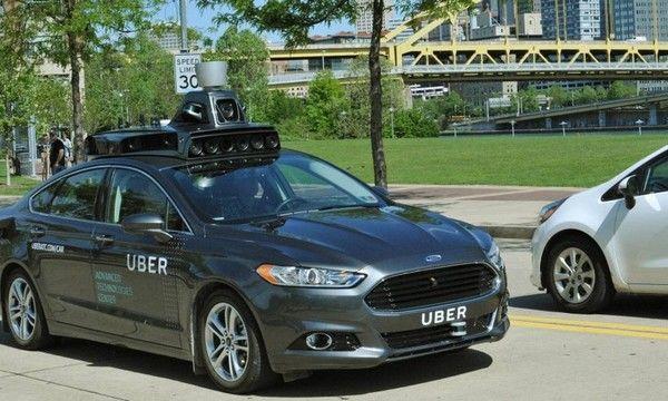 Беспилотник Uber совершил первое в истории смертельное ДТП