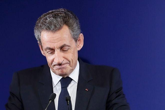 Экс-президента Франции Саркози задержала полиция