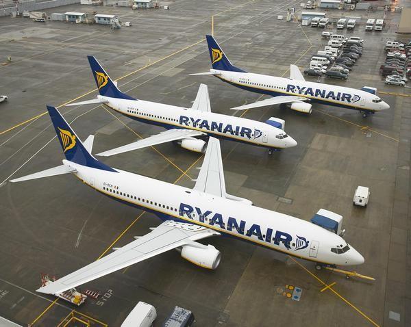 Ryanair полетит в Турцию с июня