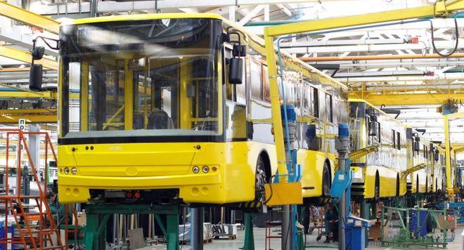 Электрические мусоровозы для всей Европы будет производить «Богдан»