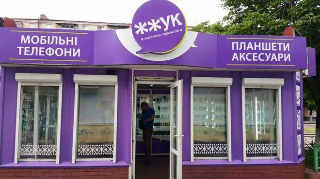 baac7302cd39e Украинская розничная сеть смартфонов откроет 100 магазинов в Польше