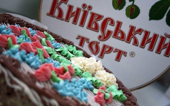 Суд запретил копировать Киевский торт компании Roshen
