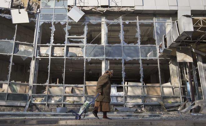 Германия даст 9 миллионов на восстановление Донбасса