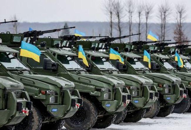 Украина опустилась на 11-е место среди экспортеров оружия