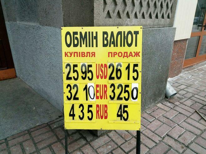 Цена доллара подскочила из-за новой волны вывода капитала из Украины