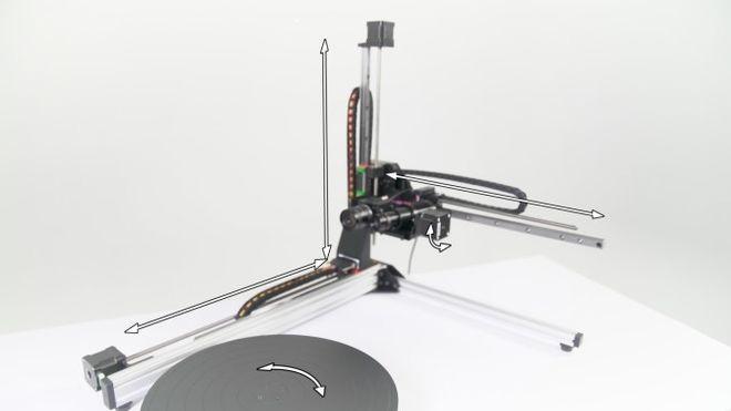 На Kickstarter появился украинский проект с высокоточным 3D сканером