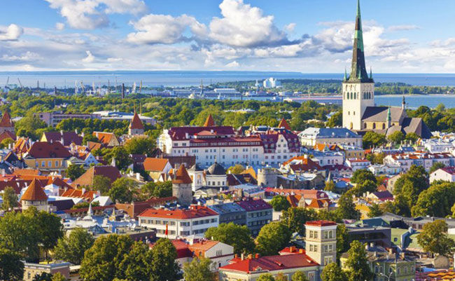 Украинцы больше других иностранцев наоткрывали фирм в Эстонии