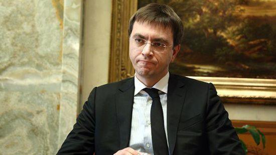 "Омелян прокомментировал скандал ""Борисполя"" с Ryanair"