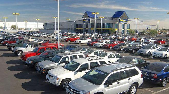 Вмарте продажи импортных б/у авто повысились на87%