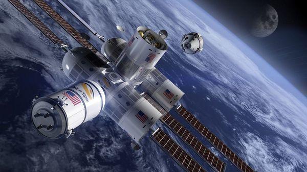 США запустят на орбиту Земли космический отель