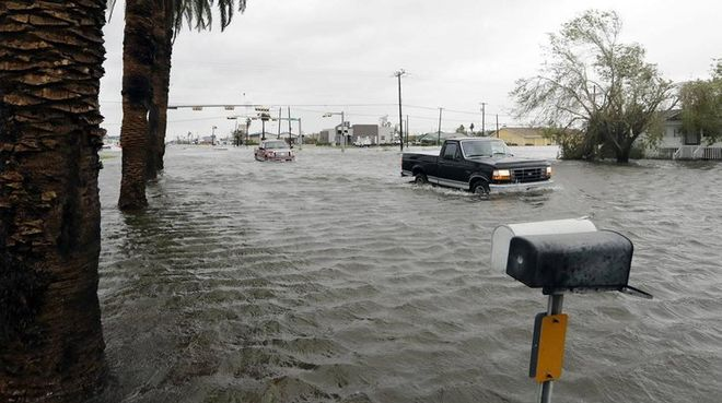 Мировой ущерб от стихийных бедствий в 2017 году перевалил за 300 миллиардов долларов