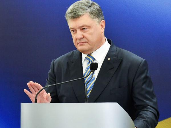 В ближайшее время Украина введет санкции в отношении российских олигархов, – Порошенко