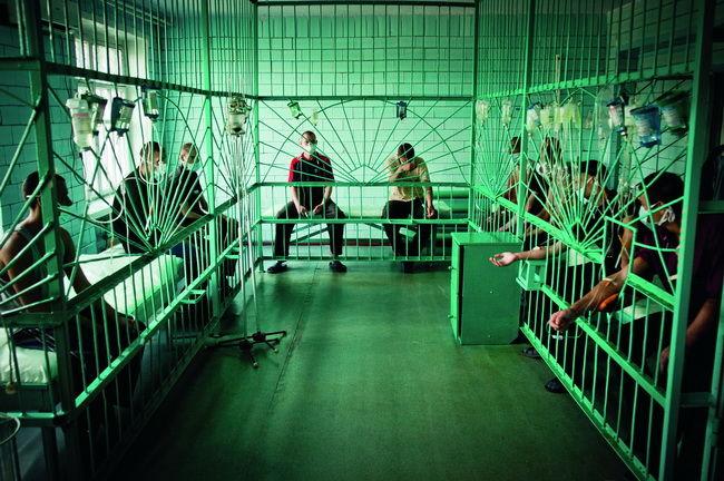 В украинских тюрьмах разворовали миллионы на отоплении