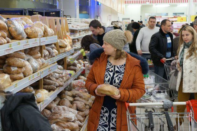 Затри месяца инфляция в Беларуссии составила 2,5%
