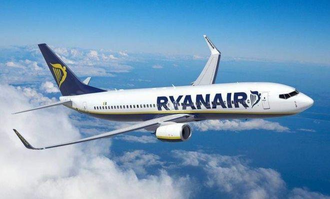 Ryanair начал распродажу билетов по всем украинским направлениям